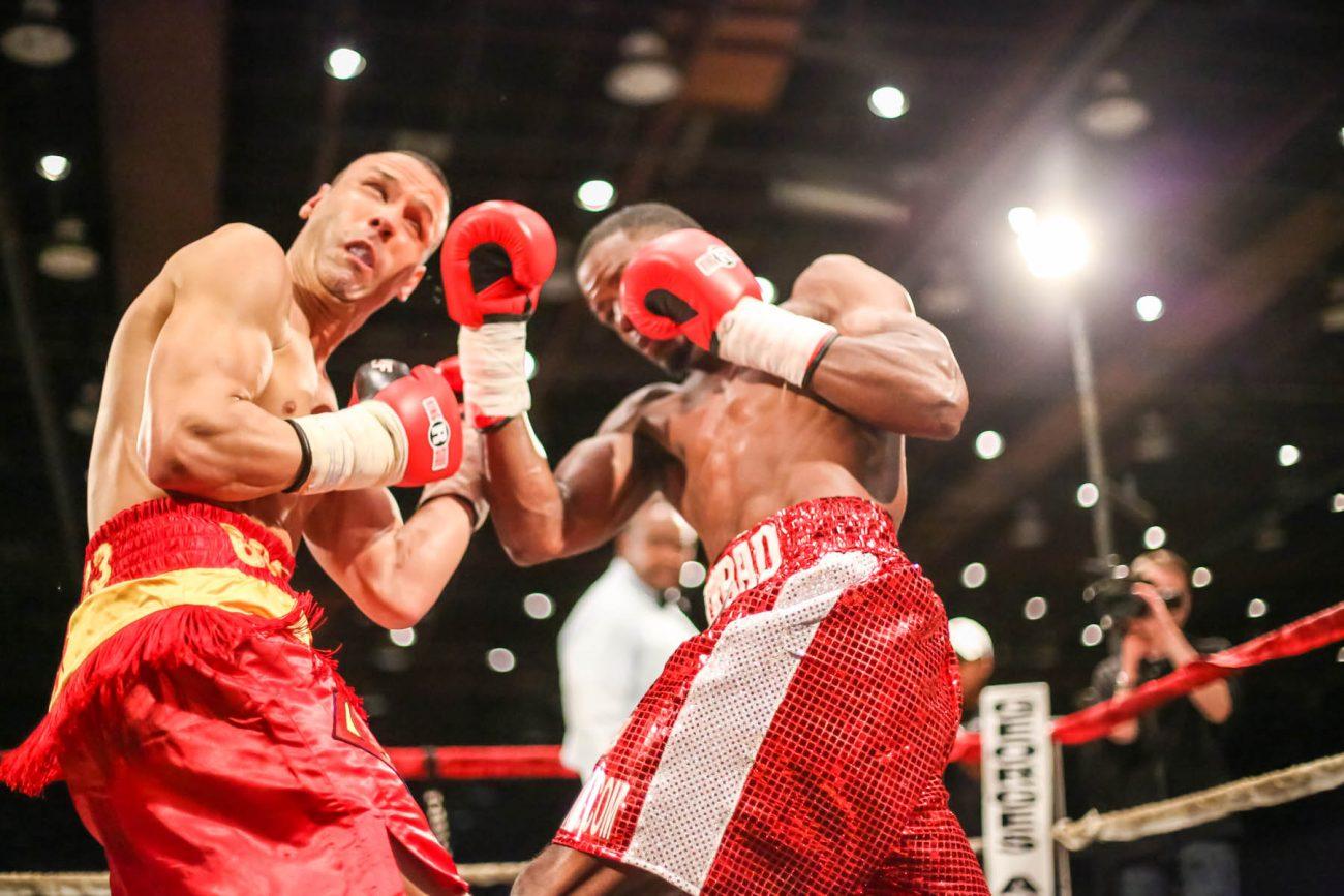 Tony Harrison Boxing News Boxing Results