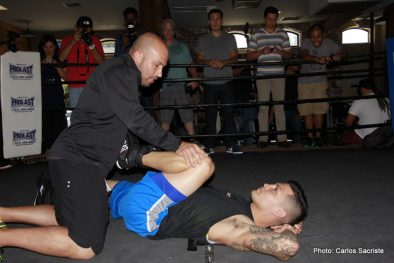 Bryan Vera HBO Boxing Julio Cesar Chavez Jr. Top Rank Boxing Boxing Interviews Boxing News Top Stories Boxing