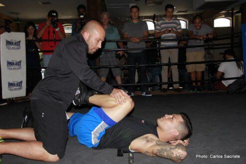 Bryan Vera, HBO Boxing, Julio Cesar Chavez Jr., Top Rank Boxing - Boxing Interviews