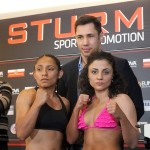 Firat Arslan to replace Ruslan Chagaev; Weights and Photos from Germany