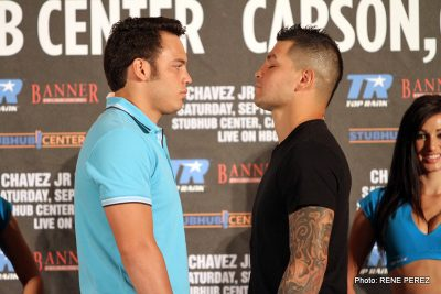 Brian Vera Chavez Jr. vs. Vera Julio Cesar Chavez Jr. Boxing News