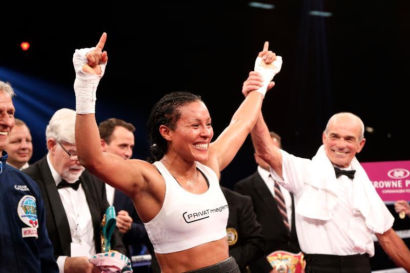 Cecilia Braekhus, Patrick Nielsen - Boxing News