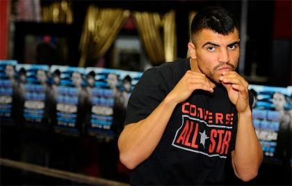 Luis Collazo Ortiz vs. Collazo Victor Ortiz Boxing News