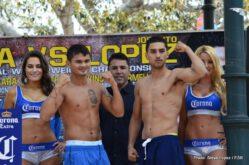 Alfredo Angulo, Erislandy Lara, Josesito Lopez, Marcos Maidana - Ladies and gentlemen…it's Showtime!