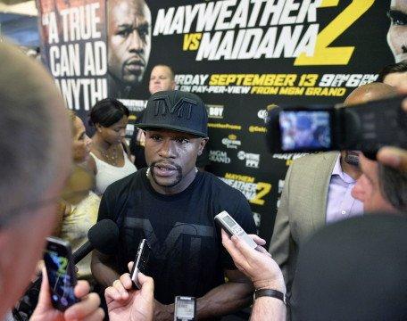Floyd Mayweather interview transcript