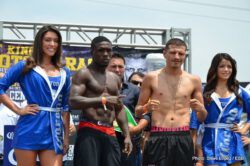 Andre Berto, Berto vs. Soto-Karass, Jesus Soto Karass - (Photo credit: Steve Lopez) Trim, fit and ready to go.  The Knockout Kings are ready to put on a show in Texas.