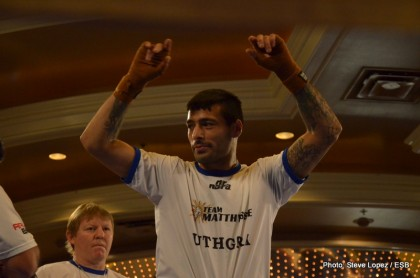 Ashley Theophane Carlos Molina Danny Garcia Lucas Matthysse Boxing News Top Stories Boxing