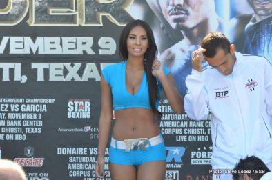 Donaire vs. Darchinyan Mikey Garcia Nonito Donaire Rocky Martinez Vic Darchinyan Boxing News Top Stories Boxing