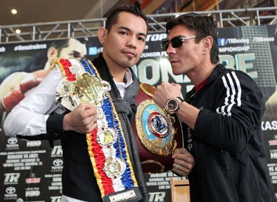 Donaire vs Arce Jorge Arce Nonito Donaire Boxing News Top Stories Boxing