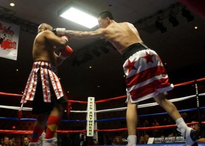 Dusty Hernandez-Harrison Tommy Rainone Boxing Interviews