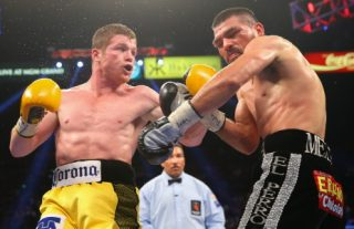 "Canelo vs. Angulo - NEW YORK (March 14, 2014) – Last Saturday's SHOWTIME PPV® presentation of ""TOE TO TOE: Canelo vs. Angulo"" generated well over 350,000 buys, Showtime Networks Inc. and event promoter, Golden Boy Promotions, announced today."