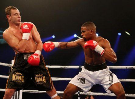 Deion Jumah Erik Skoglund Boxing News Boxing Results