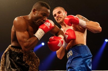 Deion Jumah Erik Skoglund Boxing News Boxing Results