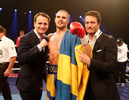 Derek Edwards Erik Skoglund Boxing News Boxing Results