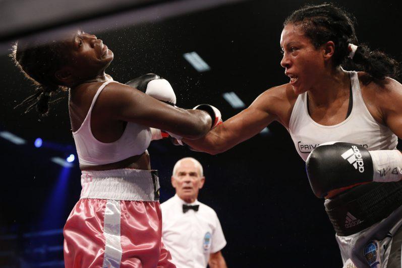 Cecilia Braekhus Patrick Nielsen Boxing News Boxing Results