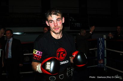 Anthony Upton Paul Upton Boxing Results British Boxing