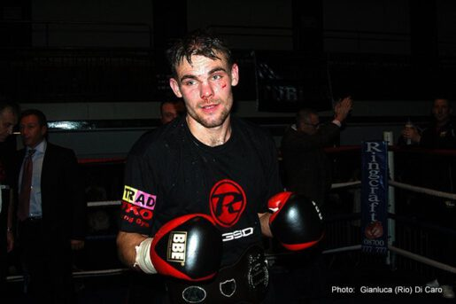 Anthony Upton, Paul Upton - Boxing Results