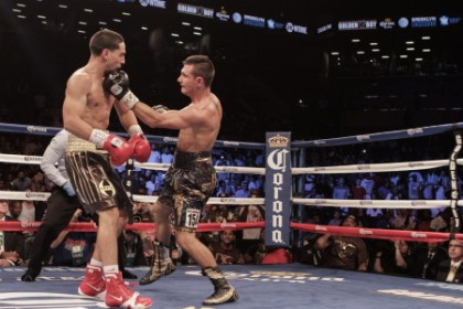 Danny Garcia Garcia vs. Salka Rod Salka Boxing News Boxing Results