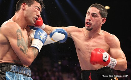 Danny Garcia Garcia vs. Matthysse Lucas Matthysse Boxing News Boxing Results