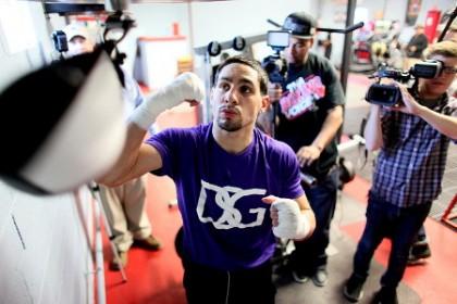 Danny Garcia Garcia vs. Herrera Mauricio Herrera Boxing News