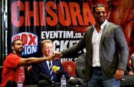 Manuel Charr Boxing Interviews Boxing News Top Stories Boxing