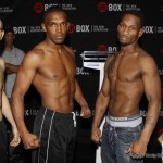 Fridays ShoBox Fighters Make Weight Easily: Weigh In Quotes/Photos