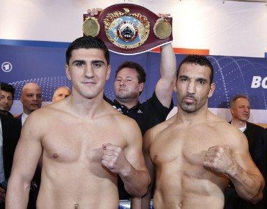 Firat Arslan Huck vs. Arslan II Marco Huck Boxing News