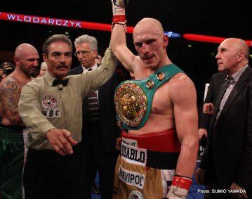 Krzysztof Wlodarczyk Wlodarczyk vs. Fragomeni 3 Boxing News Boxing Results Top Stories Boxing