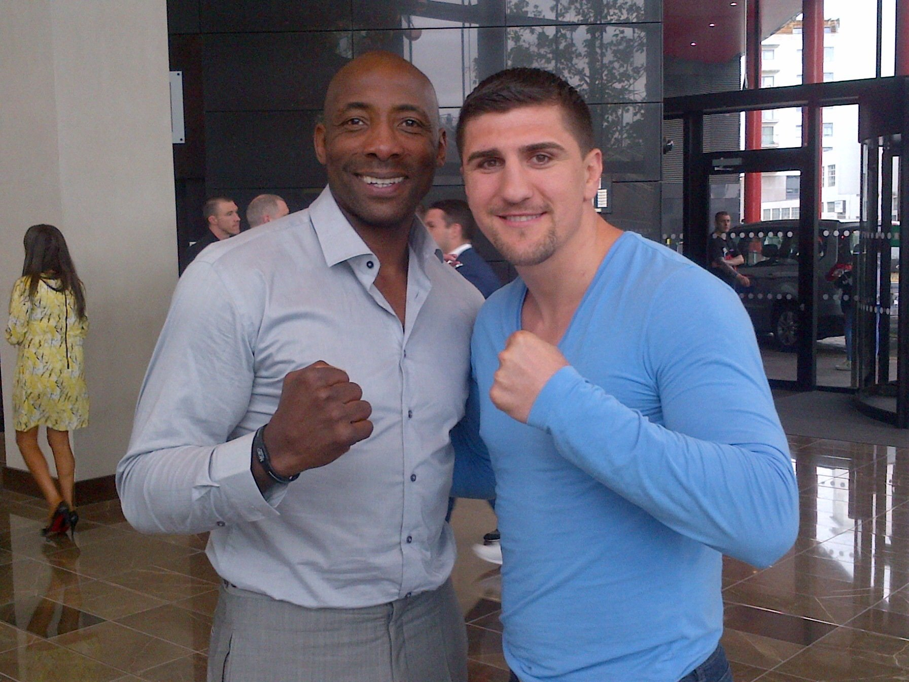 Johnny Nelson: I could still beat 'plastic' champion Huck