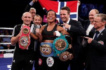 Cecilia Braekhus Boxing News Boxing Results