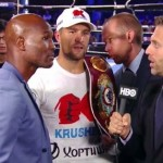 Hopkins vs. Kovalev - @FKSportsBlog - The moment it was announced the Bernard Hopkins would face Sergey Kovalev on November 8th at Boardwalk Hall, Atlantic City, my first thought was that of trepidation for the oldest world champion in boxing history, 2 weeks shy of his 50th birthday. That's the knee jerk reaction, which must have been experienced by almost every boxing fan and professional to such a perverse match-up when looked at with conventional logic.
