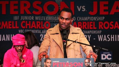 Dierry Jean Lamont Peterson Peterson vs. Jean