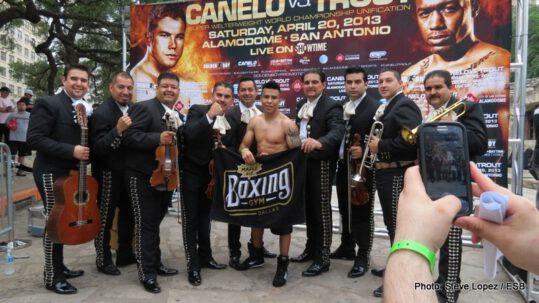 Alvarez vs. Trout, Austin Trout, Saul Alvarez - Boxing News