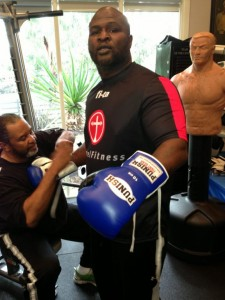 James Toney Toney vs. Browne Boxing Interviews Boxing News Top Stories Boxing