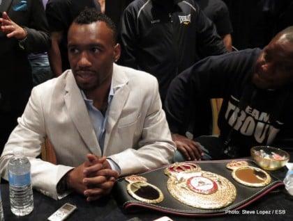 Alvarez vs. Trout Austin Trout Boxing Interviews Boxing News Top Stories Boxing