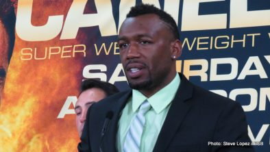 Alvarez vs. Trout Austin Trout Canelo vs. Trout Saul Alvarez Boxing News Boxing Results Top Stories Boxing