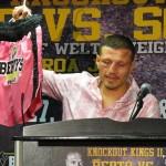 Andre Berto Berto vs. Soto-Karass Diego Chaves Jesus Soto Karass Keith Thurman Thurman vs. Chaves Boxing News Top Stories Boxing