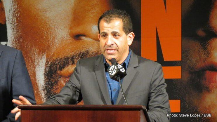 Danny Garcia, Garcia vs. Matthysse, Lucas Matthysse - Boxing News