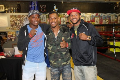 Andre Dirrell Danny Jacobs Peter Quillin Boxing News Top Stories Boxing