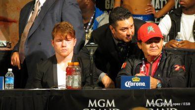"Floyd Mayweather Jr Garcia vs. Matthysse Mayweather vs. Canelo Saul ""Canelo"" Alvarez Boxing News Top Stories Boxing"