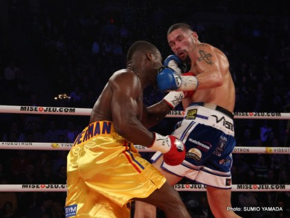 Adonis Stevenson Sergey Kovalev Boxing News Top Stories Boxing