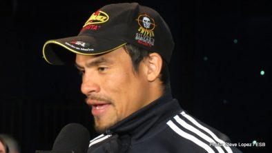 Bradley vs. Marquez Juan Manuel Marquez Tim Bradley Boxing Interviews Boxing News Top Stories Boxing