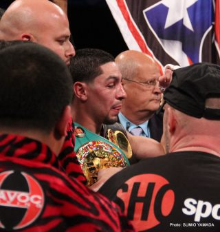 Garcia vs. Herrera - C. Jasper (Columbia, SC): I know you were pretty high on Danny Garcia after he soundly defeated Lucas Matthyssee. After seeing him struggle against a nobody, what do you think now?