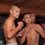 Javi Rodriguez vs Mario Delgado