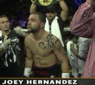 Joey Hernandez Boxing News Boxing Results Top Stories Boxing