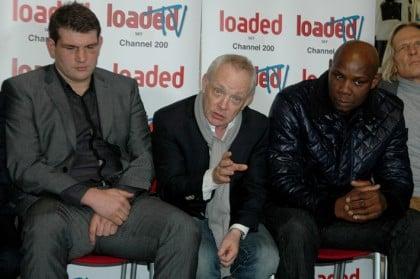 Frank Maloney Boxing Interviews British Boxing