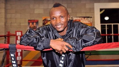 Joseph Agbeko in second comeback fight