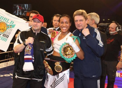 Cecilia Braekhus Boxing Interviews Boxing News
