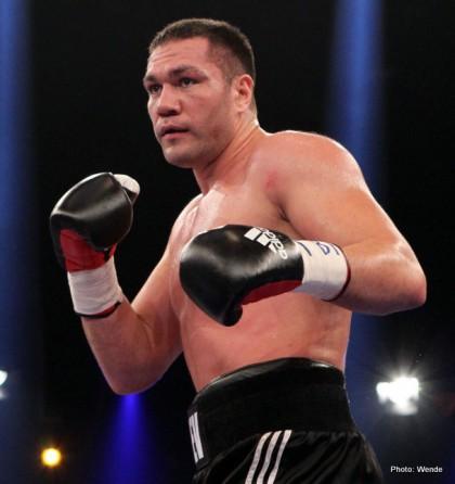Anthony Joshua Kubrat Pulev Wladimir Klitschko Boxing News