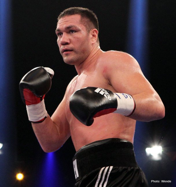 Kubrat Pulev - Thank goodness for a Plan-B. Now that former heavyweight king Wladimir Klitschko has retired, thus forever ending any talk of a rematch with Anthony Joshua, AJ is looking at his next fight. And Eddie Hearn, in speaking with Sky Sports, said a fight between AJ and his IBF mandatory challenger Kubrat Pulev is already in place.